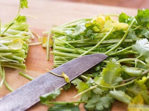 Salad rau trộn sốt mayonnaise