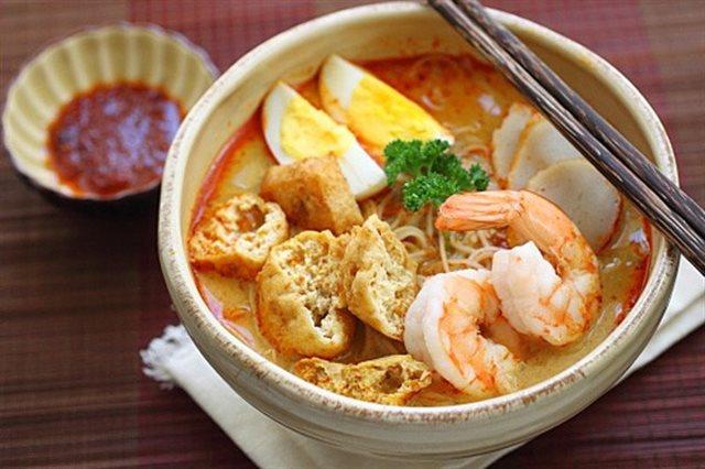 Cách nấu bún Laksa Malaysia | Cooky