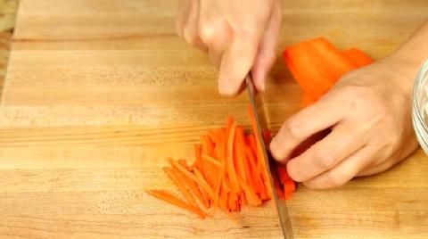 Cà rốt và củ cải ngâm chua