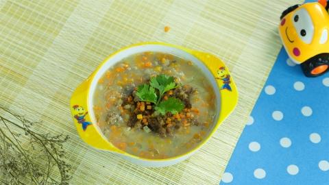 Súp khoai tây thịt bò cho bé ăn ngon