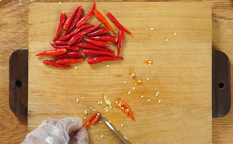 Muối ớt đỏ